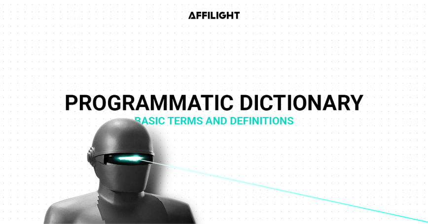 Programmatic dictionary: basic terms and definitions