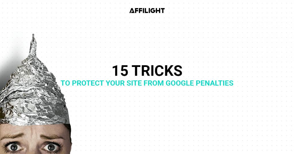 SEO google penalties