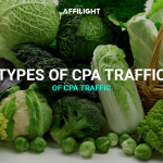 Types of CPA traffic: how they look like and how to use them