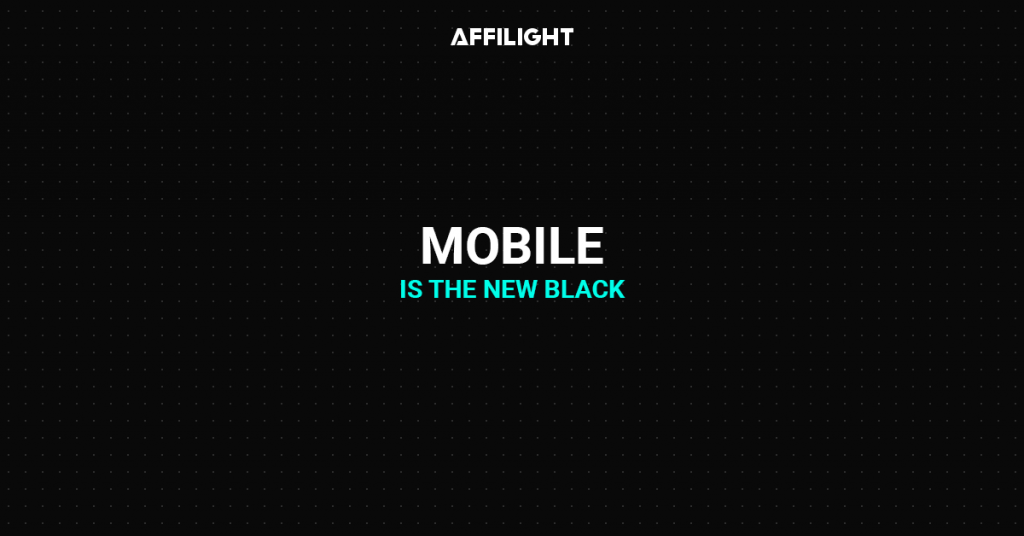 Mobile traffic vs desktop traffic, mobile web