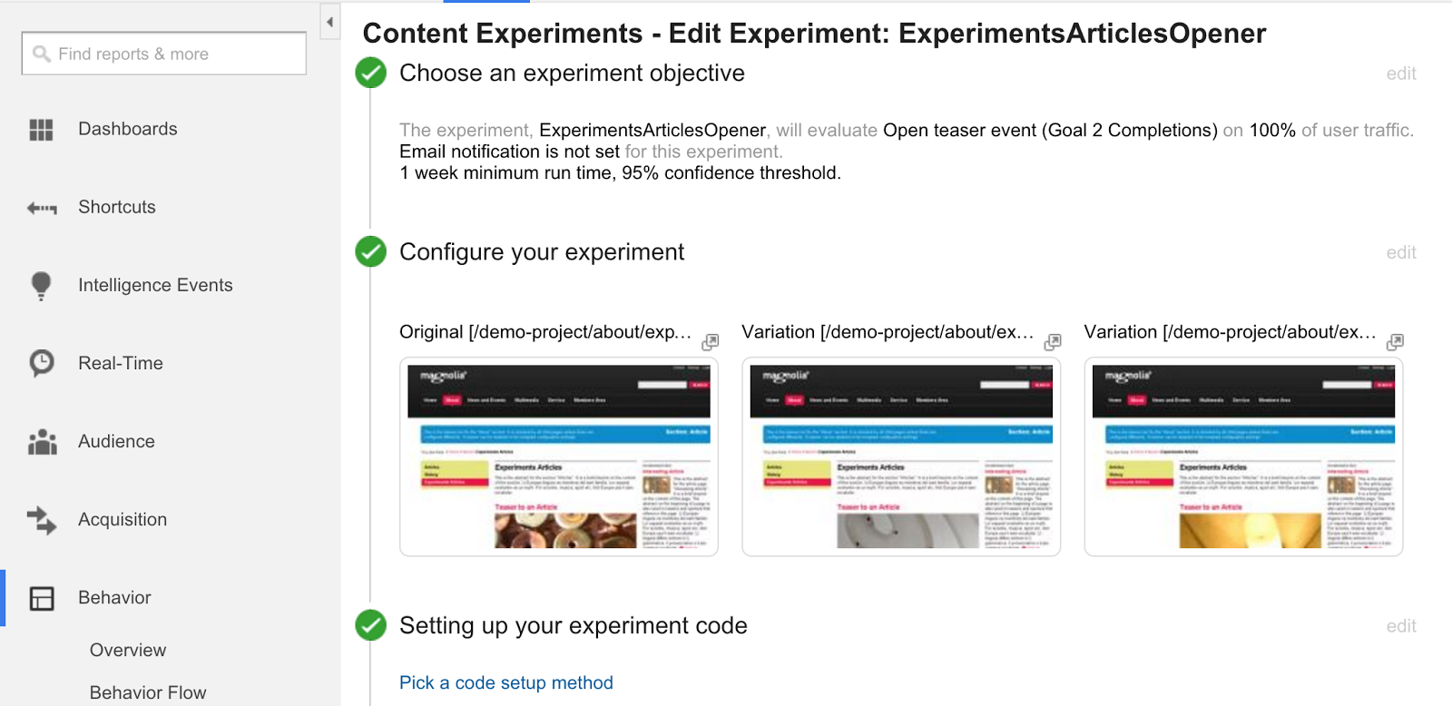AB testing: A Part of Landing Page's Optimization
