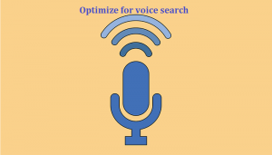 Voice Search Optimization: Why It Is Important?